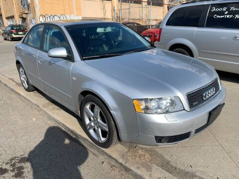 2005 Audi A4 for sale at Dennis Public Garage in Newark NJ