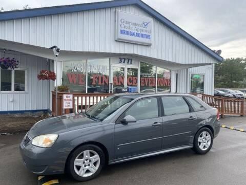 2007 Chevrolet Malibu Maxx for sale at North Oakland Motors in Waterford MI