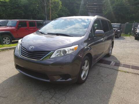 2011 Toyota Sienna for sale at AMA Auto Sales LLC in Ringwood NJ