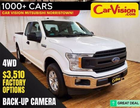 2018 Ford F-150 for sale at Car Vision Buying Center in Norristown PA