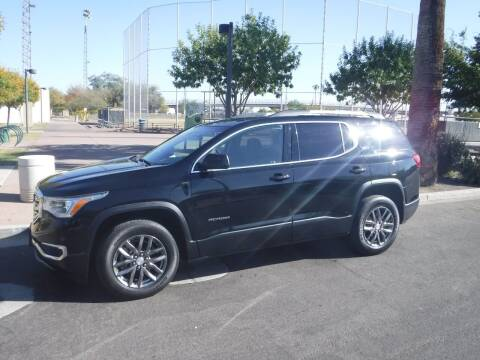 2019 GMC Acadia for sale at J & E Auto Sales in Phoenix AZ
