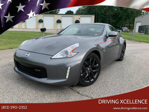 2016 Nissan 370Z for sale at Driving Xcellence in Jeffersonville IN
