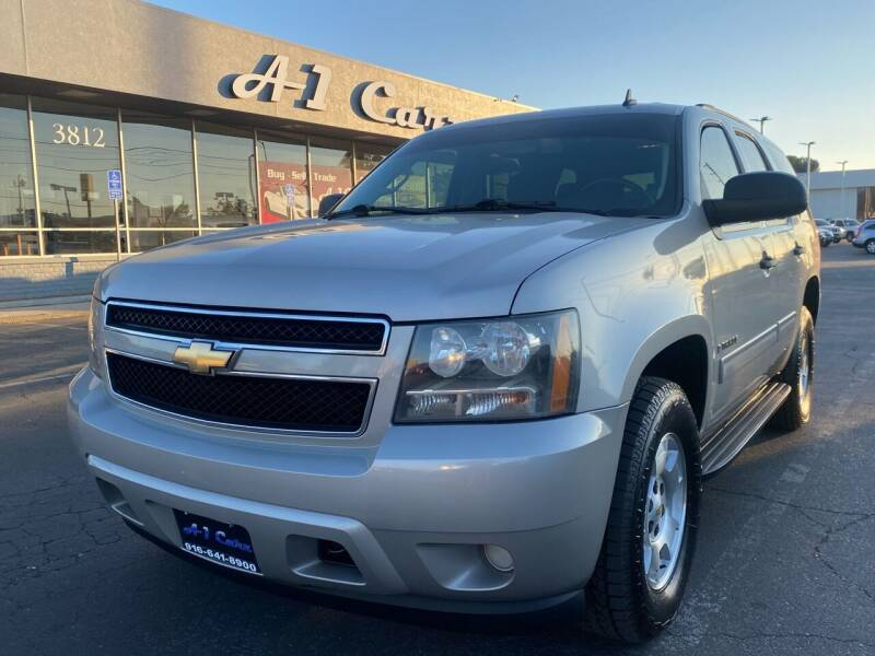 2009 Chevrolet Tahoe for sale at A1 Carz, Inc in Sacramento CA