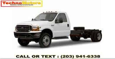 2003 Ford F-450 Super Duty for sale at Techno Motors in Danbury CT