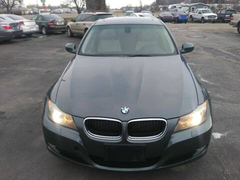 2011 BMW 3 Series for sale at Marvelous Motors in Garden City ID