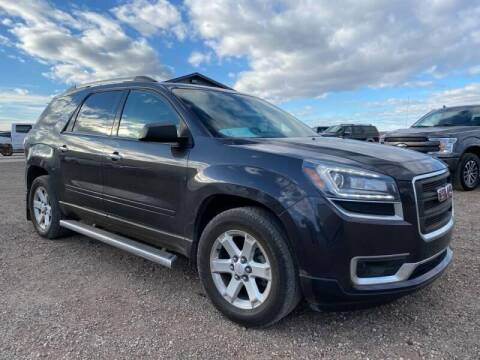2015 GMC Acadia for sale at Platinum Car Brokers in Spearfish SD