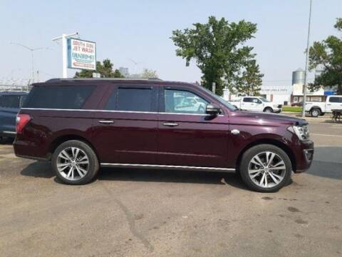 2020 Ford Expedition MAX for sale at Platinum Car Brokers in Spearfish SD