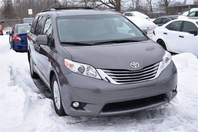 2015 Toyota Sienna for sale at BOB ROHRMAN FORT WAYNE TOYOTA in Fort Wayne IN