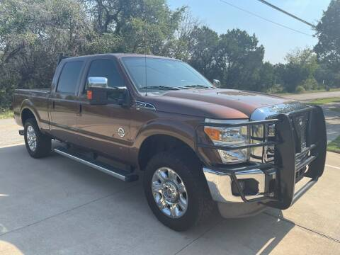 2012 Ford F-250 Super Duty for sale at Luxury Motorsports in Austin TX