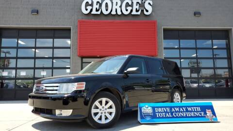 2012 Ford Flex for sale at George's Used Cars - Pennsylvania & Allen in Brownstown MI