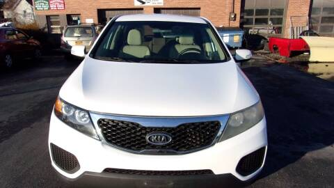 2011 Kia Sorento for sale at Eagle's Wings Auto Sales in Hilton NY
