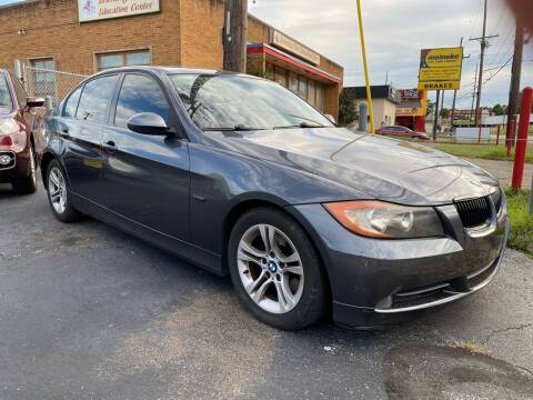 2008 BMW 3 Series for sale at Abrams Automotive Inc in Cincinnati OH