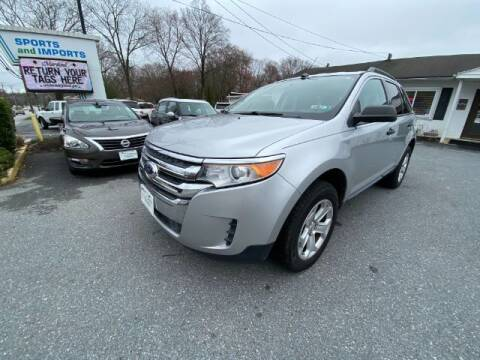 2013 Ford Edge for sale at Sports & Imports in Pasadena MD