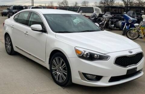 2015 Kia Cadenza for sale at Head Motor Company - Head Indian Motorcycle in Columbia MO