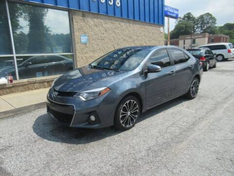 2016 Toyota Corolla for sale at 1st Choice Autos in Smyrna GA