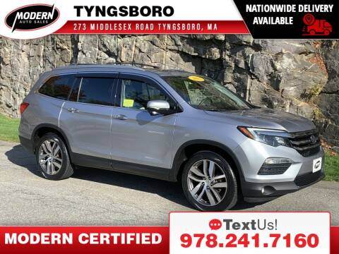 2017 Honda Pilot for sale at Modern Auto Sales in Tyngsboro MA