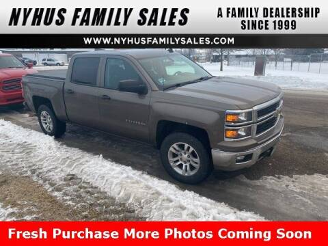 2014 Chevrolet Silverado 1500 for sale at Nyhus Family Sales in Perham MN