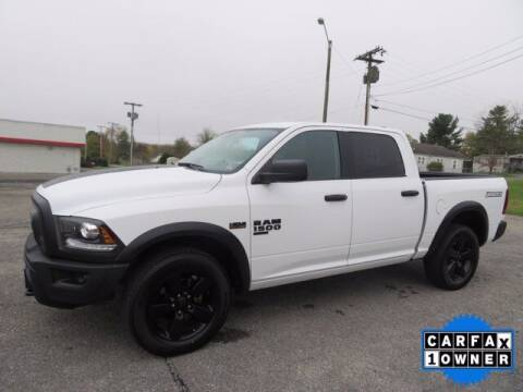 2020 RAM Ram Pickup 1500 Classic for sale at DUNCAN SUZUKI in Pulaski VA