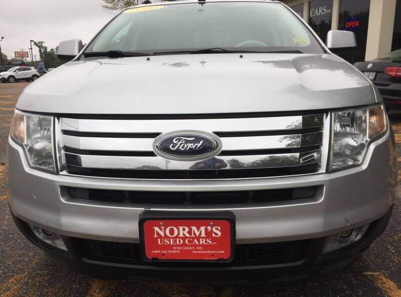 2010 Ford Edge for sale at Norm's Used Cars INC. - Trucks By Norm's in Wiscasset ME