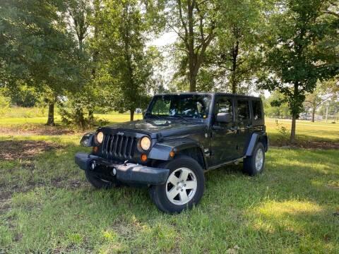 2010 Jeep Wrangler Unlimited for sale at Walker Automotive in Frontenac KS