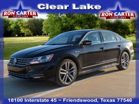2017 Volkswagen Passat for sale at Ron Carter  Clear Lake Used Cars in Houston TX