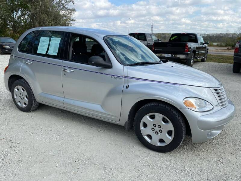 2005 Chrysler PT Cruiser for sale at Kansas Car Finder in Valley Falls KS