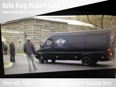 2002 Freightliner Sprinter 2500 for sale at Auto King Picture Cars - Rental in Westchester County NY