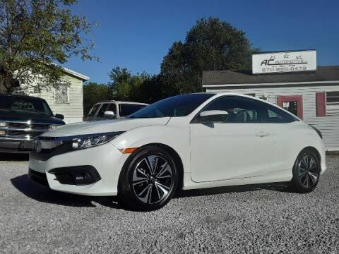2016 Honda Civic for sale at AC AUTOMOTIVE LLC in Hopkinsville KY