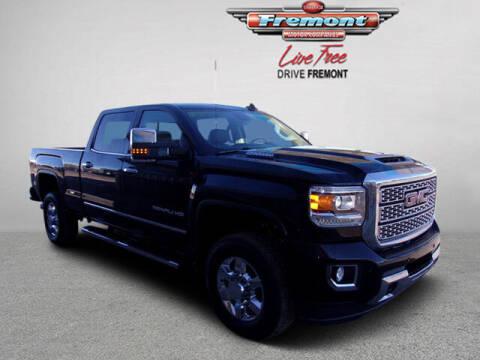 2019 GMC Sierra 3500HD for sale at Rocky Mountain Commercial Trucks in Casper WY