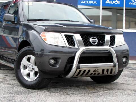 2012 Nissan Frontier for sale at Orlando Auto Connect in Orlando FL