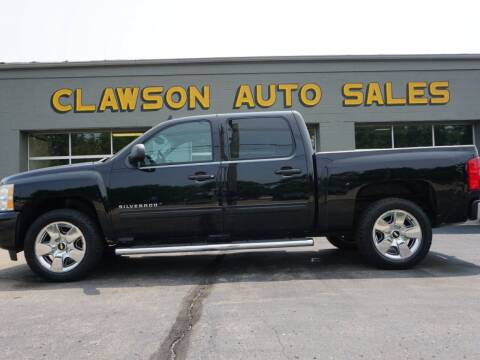 2011 Chevrolet Silverado 1500 for sale at Clawson Auto Sales in Clawson MI