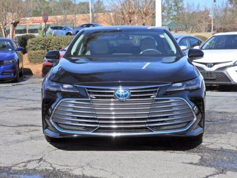 2019 Toyota Avalon Hybrid for sale at Auto Finance of Raleigh in Raleigh NC