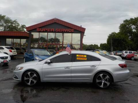 2013 Volkswagen CC for sale at Super Service Used Cars in Milwaukee WI