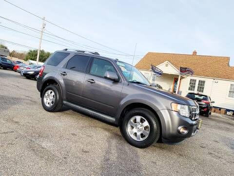 2012 Ford Escape for sale at New Wave Auto of Vineland in Vineland NJ