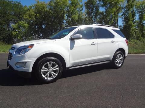 2016 Chevrolet Equinox for sale at Garza Motors in Shakopee MN