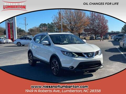 2019 Nissan Rogue Sport for sale at Nissan of Lumberton in Lumberton NC
