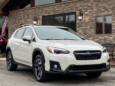 2018 Subaru Crosstrek for sale at Griffith Auto Sales in Home PA