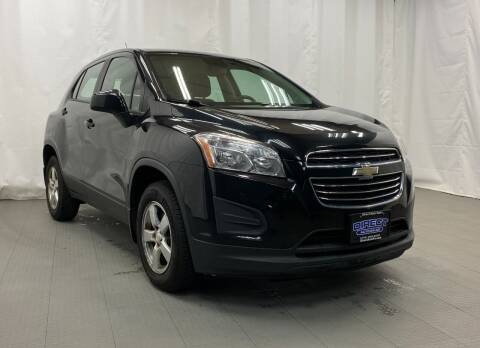 2015 Chevrolet Trax for sale at Direct Auto Sales in Philadelphia PA