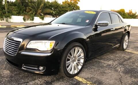 2013 Chrysler 300 for sale at Guru Auto Sales in Miramar FL