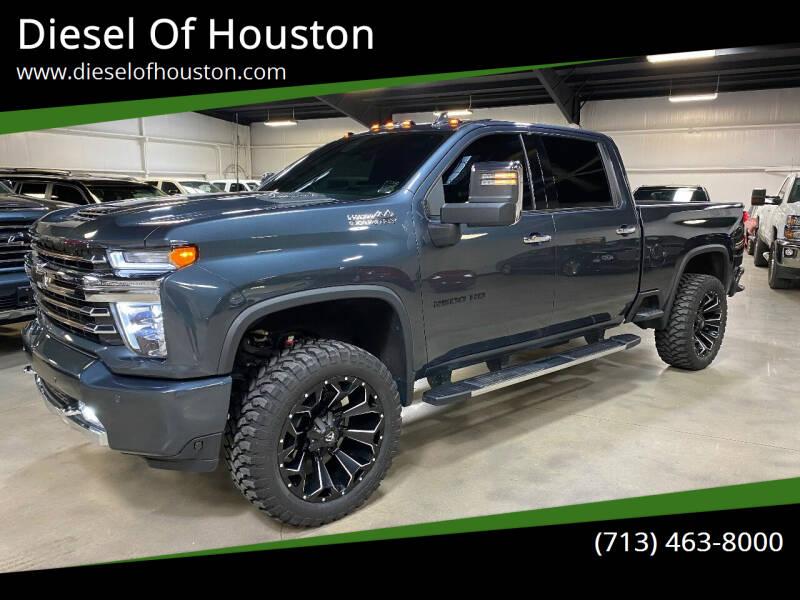 2020 Chevrolet Silverado 2500HD for sale at Diesel Of Houston in Houston TX