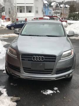 2007 Audi Q7 for sale at Emory Street Auto Sales and Service in Attleboro MA