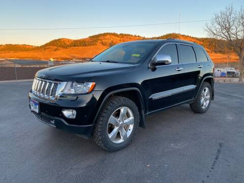 2013 Jeep Grand Cherokee for sale at Big Deal Auto Sales in Rapid City SD