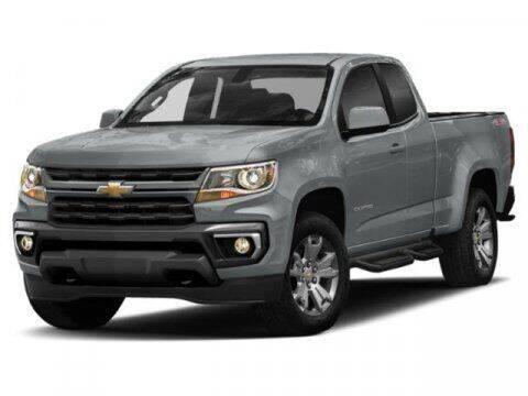 2021 Chevrolet Colorado for sale at BEAMAN TOYOTA - Beaman Buick GMC in Nashville TN