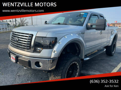 2010 Ford F-150 for sale at WENTZVILLE MOTORS in Wentzville MO