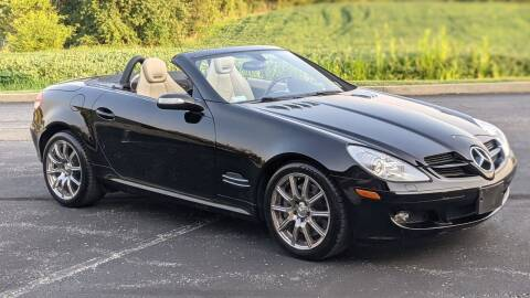 2006 Mercedes-Benz SLK for sale at Old Monroe Auto in Old Monroe MO