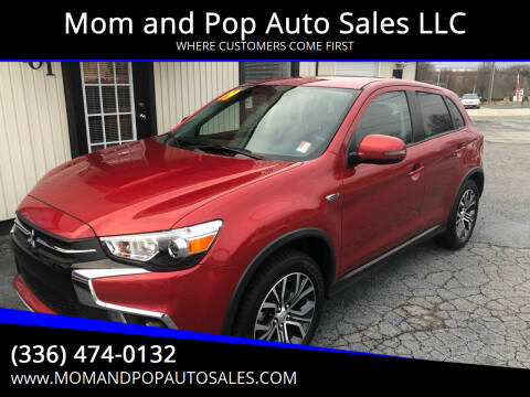 2019 Mitsubishi Outlander Sport for sale at Mom and Pop Auto Sales LLC in Thomasville NC