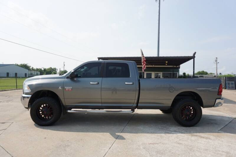 2011 RAM Ram Pickup 2500 for sale at Ratts Auto Sales in Collinsville OK