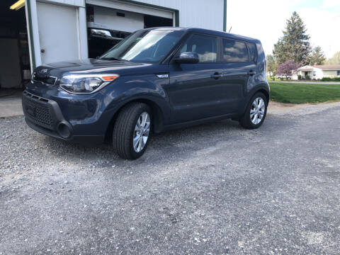 2015 Kia Soul for sale at Purpose Driven Motors in Sidney OH
