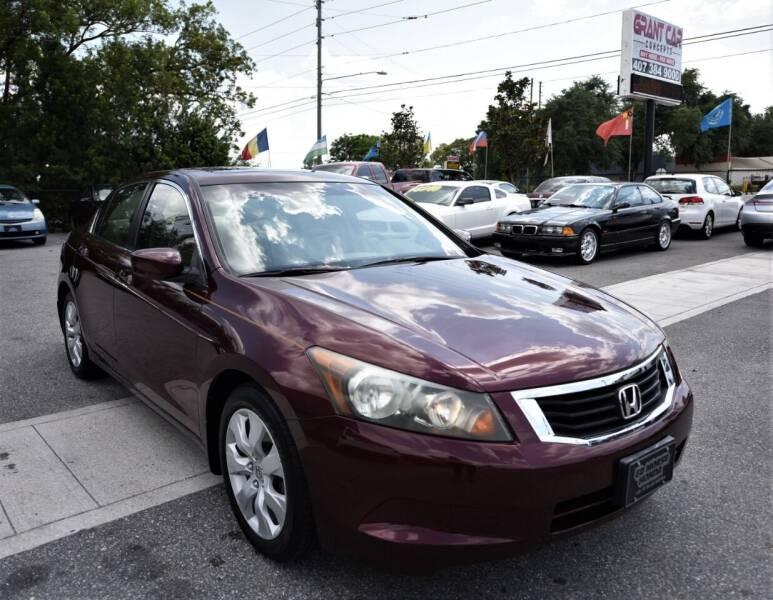 2010 Honda Accord for sale at Grant Car Concepts in Orlando FL