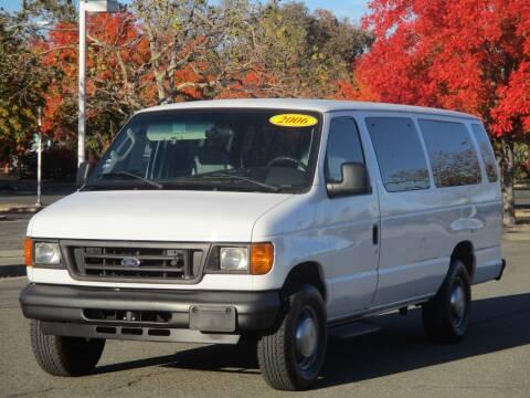 2006 Ford E-Series Wagon for sale at General Auto Sales Corp in Sacramento CA